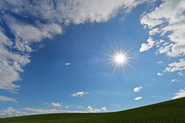 Das Virus und das monotone Blau des Himmels machen die Tage gleich