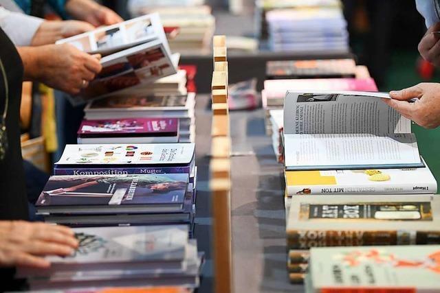 Was haben Buchhändler mit dem Frieden zu tun?