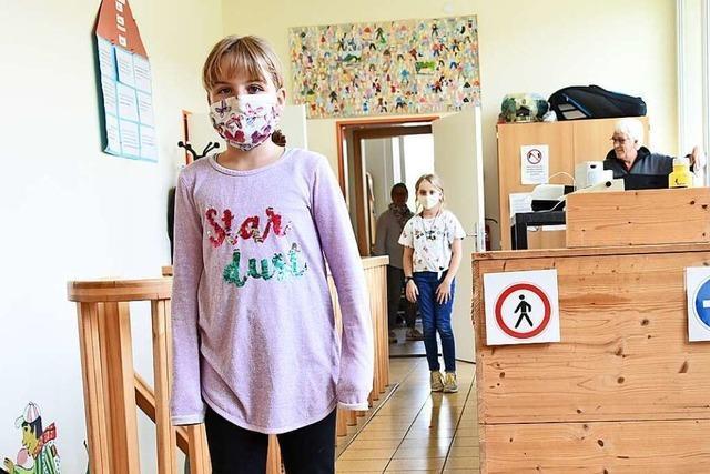 Die Nachbarschaftsschule Weitenau-Wieslet bringt Leben ins Dorf