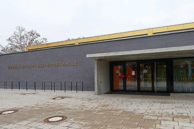 Streit um Gerolf-Staschullhalle im Freiburger Stühlinger landet wohl vor Gericht
