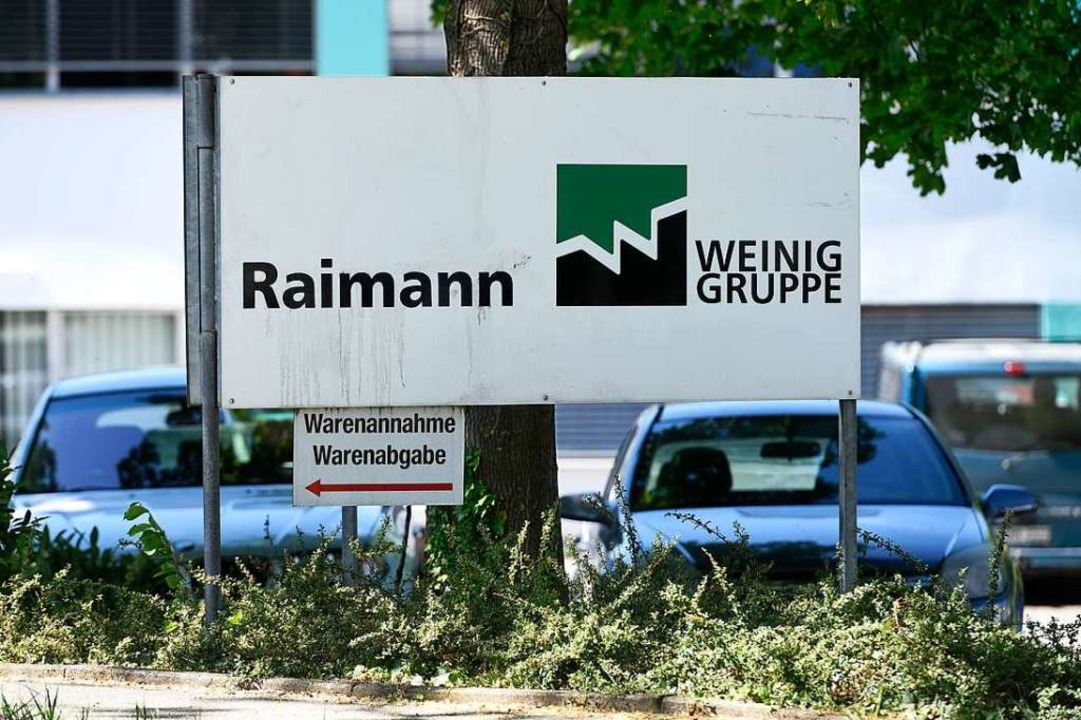Die Firma Raimann in Freiburg-Hochdorf soll schließen (Archivbild).  | Foto: Thomas Kunz