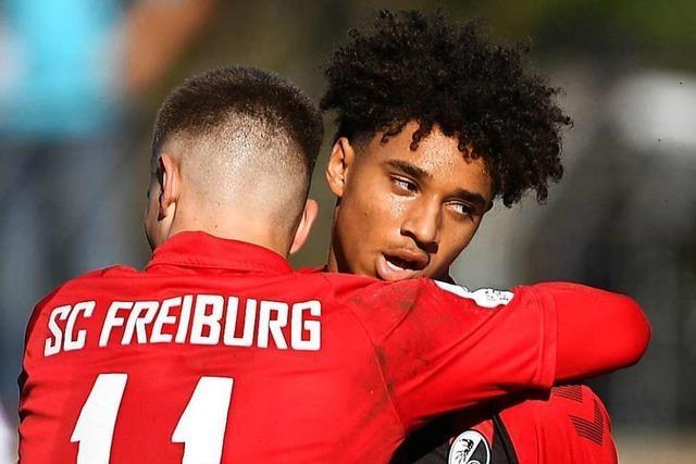 Die U23 des SC Freiburg steht vor einem Generationswechsel
