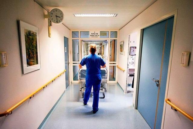 Den Pflegekräften in Ausbildung gehört mein Respekt