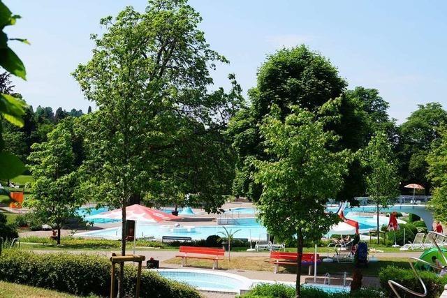 Die Schwimmbäder im Markgräflerland öffnen wieder