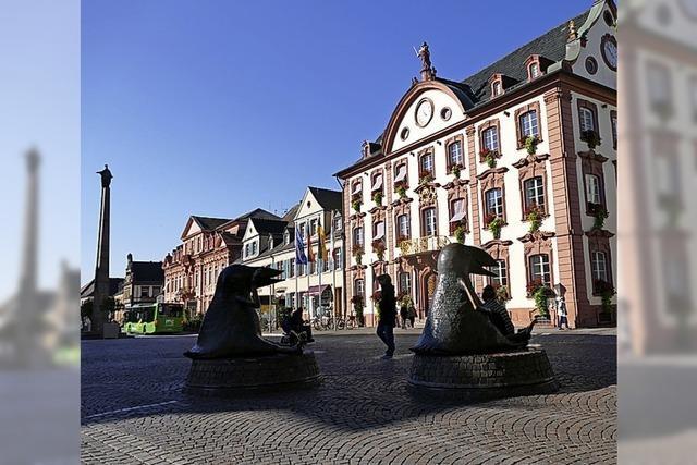 Offenburg bekommt ein rotes Rathaus
