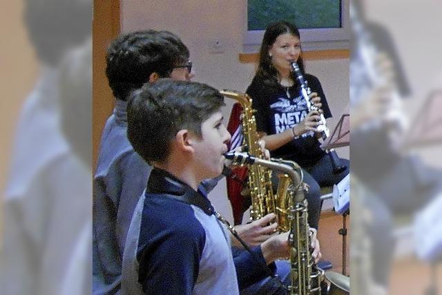 Musiker dürfen wieder gemeinsam proben