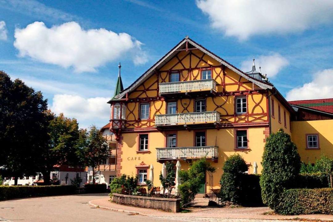 Bekanntes Ausflugsziel: Die Goldene Krone in St. Märgen  | Foto: Nicole Jankowski