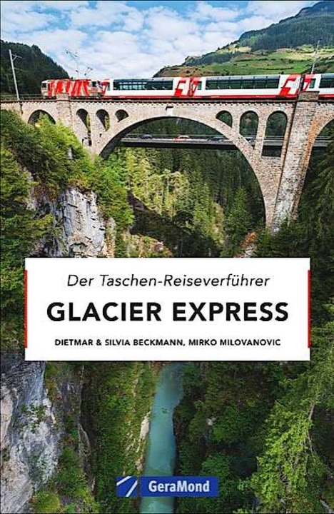 Gewappnet für eine filmreife Zugfahrt  | Foto: Geramond Verlag
