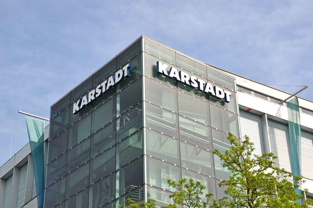 Karstadt in Lörrach  | Foto: Daniel Gramespacher