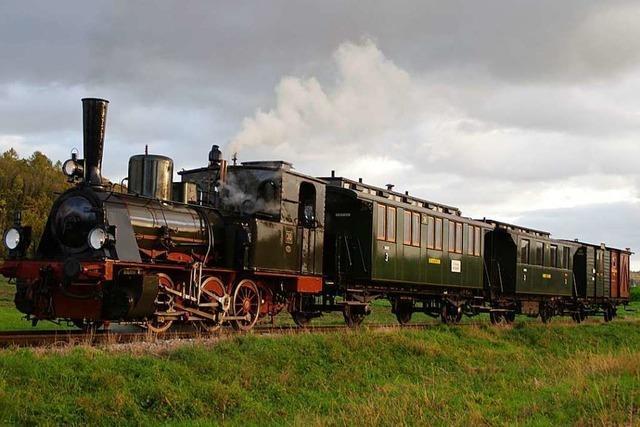 Die Kandertalbahn fährt ab dem 5. Juli wieder