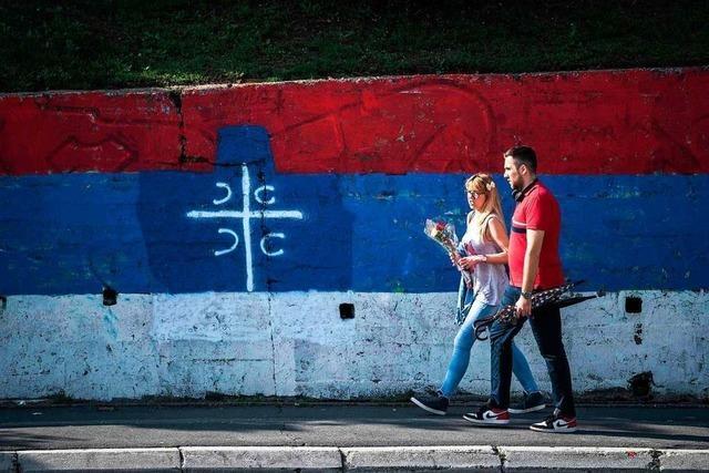 Keine echte Wahl in Serbien