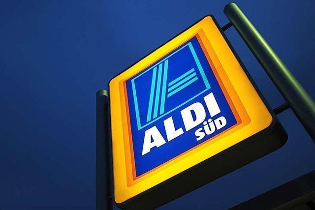Eine Rabattaktion des Discounters Aldi sorgt im Landkreis Waldshut für heftige Kritik