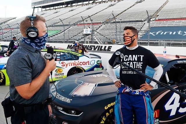 Südstaatenflagge und Kniefall: Symbol-Streit im US-Sport