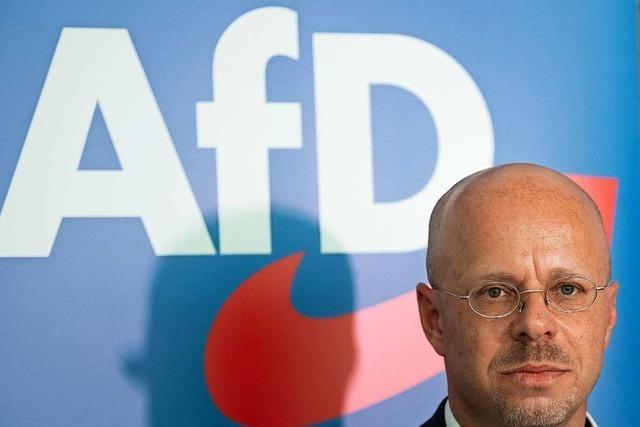 Kalbitz' Rückkehr macht den Streit in der AfD vollends zum Desaster
