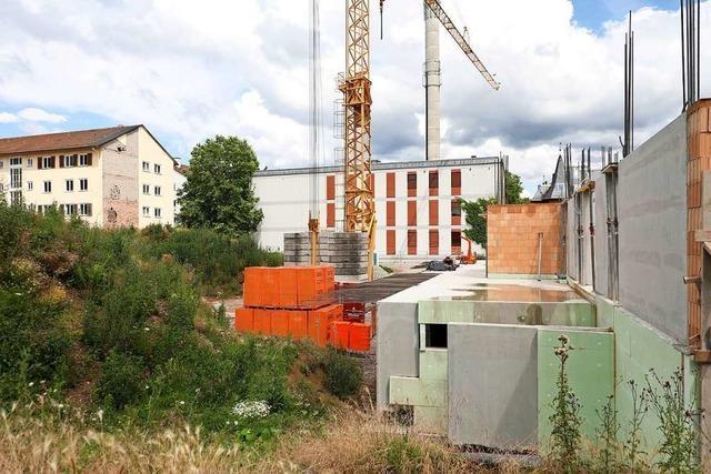 Die Stadt Lahr will in der Jammstraße ein Gebäude kaufen