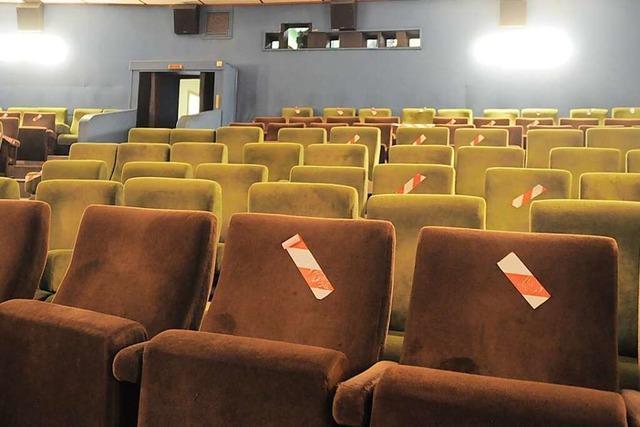 Schopfheimer Nostalgie-Kino: Hier funktioniert noch vieles analog