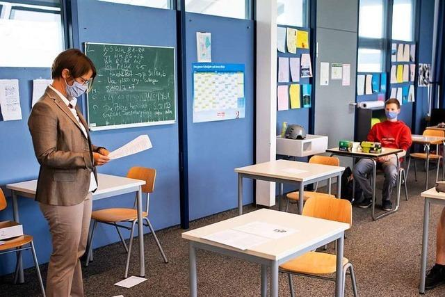 Müssen Lehrer trotz Corona-Gefahr in die Schule?
