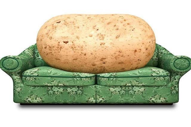 Wenn Couch-Potatoing zur Paradedisziplin wird