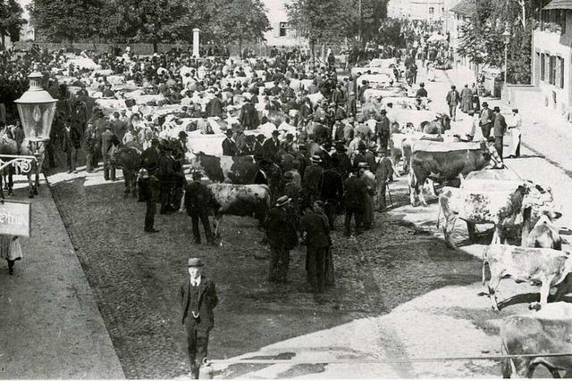 1937 sollte ein Café die Existenz eines jüdischen Viehhändlers retten