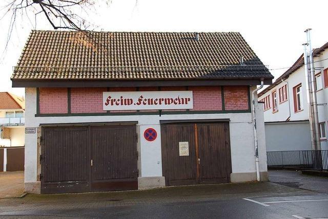 Die Höllsteiner Feuerwache wird zum Zankapfel