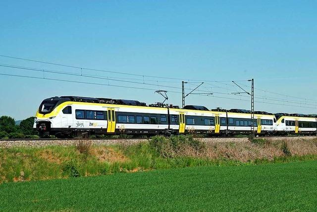 Ministerium sieht Schuld für gestrichene Zugverbindungen bei Siemens
