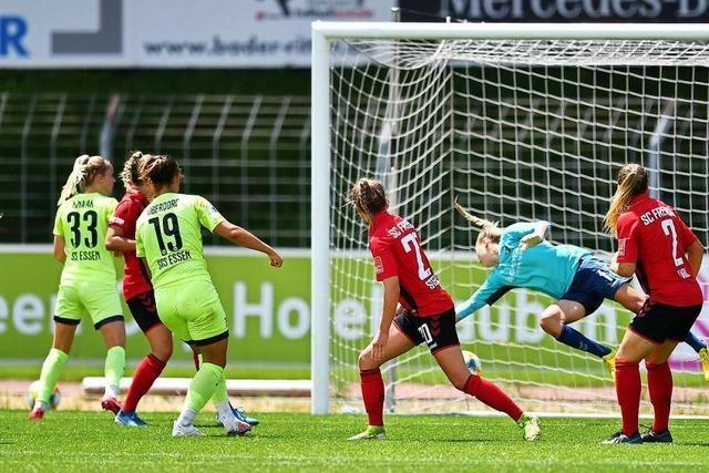 Niederlage im letzten Heimspiel für Sportclub-Frauen, die vor einem Umbruch stehen
