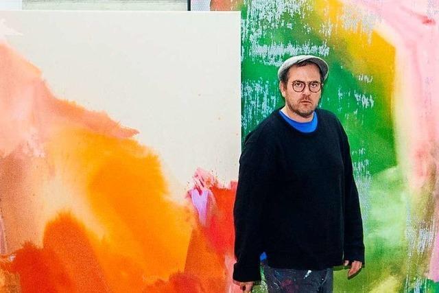 Was den Künstler Stefan Strumbel am Offenburger Kesselhaus reizt