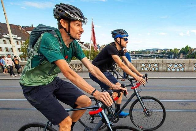 Projekt soll den grenzüberschreitenden Fahrradverkehr stärken