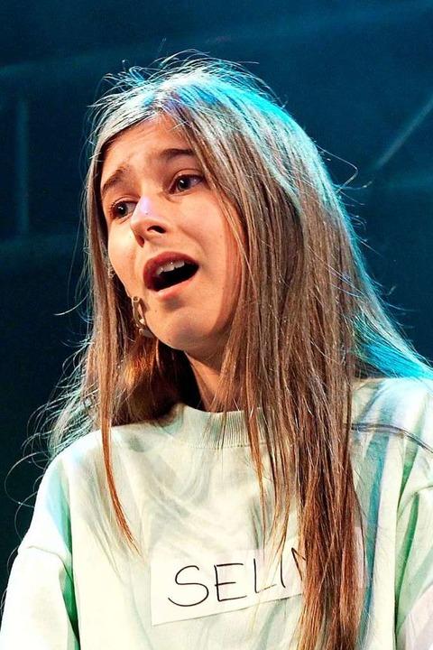 Selin Bauer  | Foto: Gloria Theater/ZvG