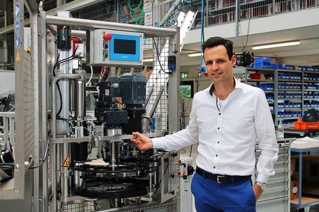 Die Leibinger GmbH gehört zu den Top 100 der innovativsten mittelständischen Unternehmen