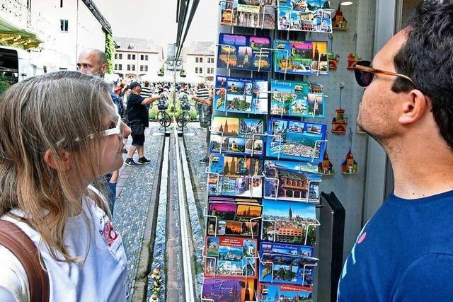 Schweizer und Franzosen kommen nur zögerlich nach Freiburg