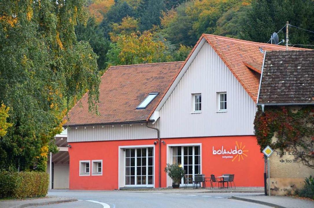 Das Bolando in Bollschweil  | Foto: Andrea Gallien