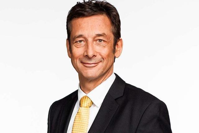Christoph Hoffmann will bei der Bundestagswahl 2021 wieder antreten