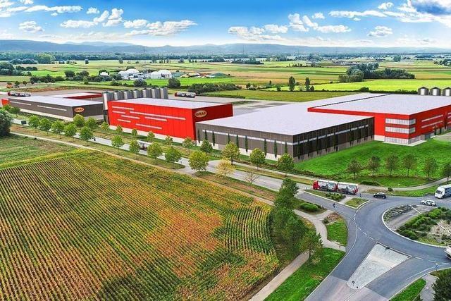 Die Firma Graf schafft in Neuried 60 Arbeitsplätze