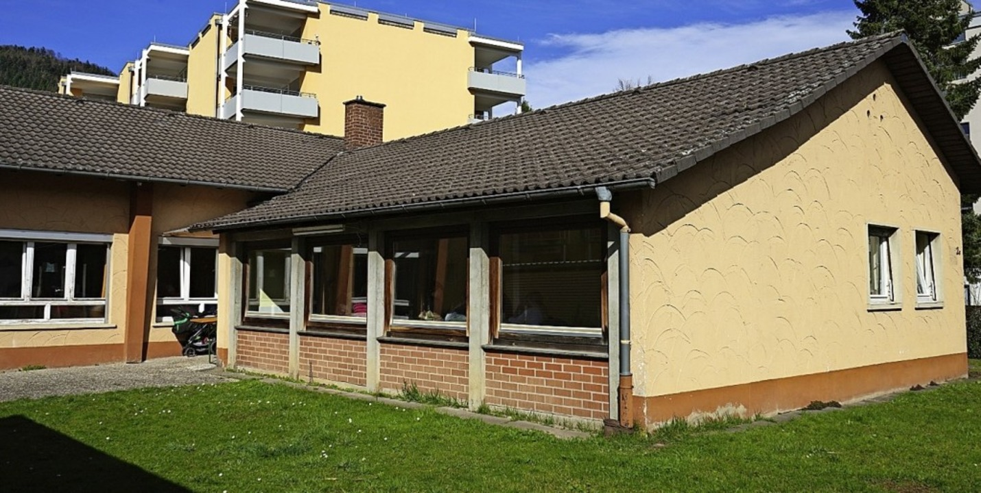 Der Bürgertreff Kollnau lädt wieder ein.  | Foto: Stadt Waldkirch