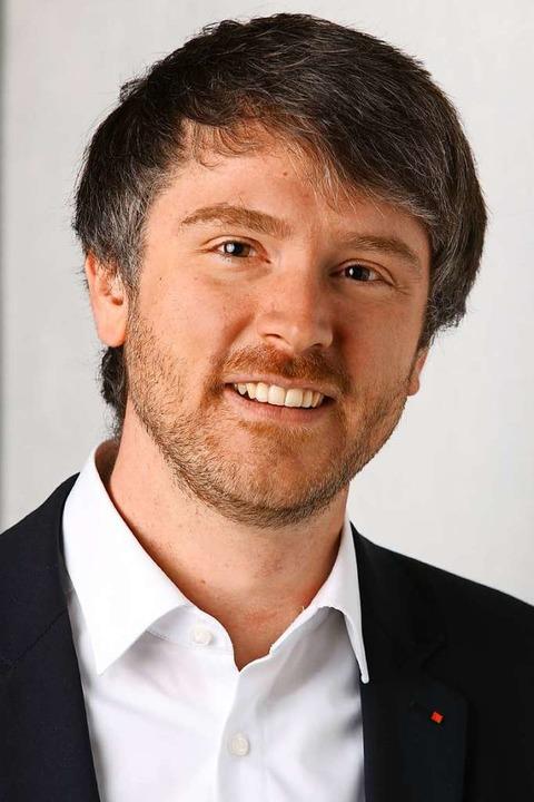Jonas Hoffmann (SPD)  | Foto: Privat