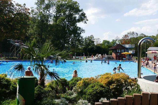 Breisacher Schwimmbad soll in diesem Jahr geschlossen bleiben