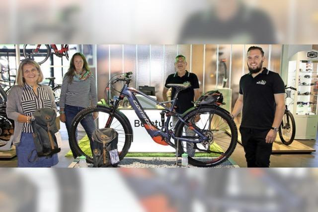 Größter E-Bike-Store am Hochrhein ist eröffnet