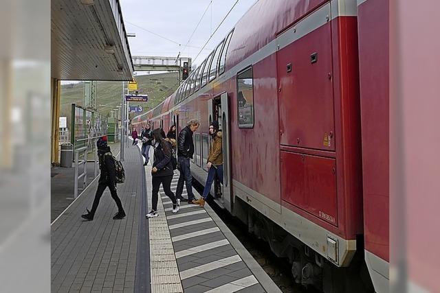 Ministerium: Siemens lieferte Züge verzögert