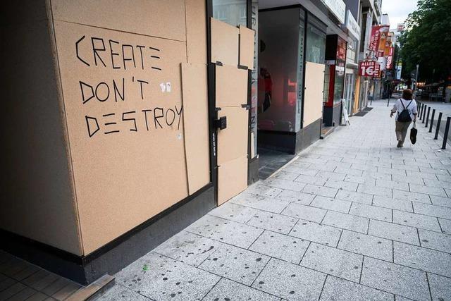 Stuttgarter Krawallnacht: Wenn Werte zu Relikten werden