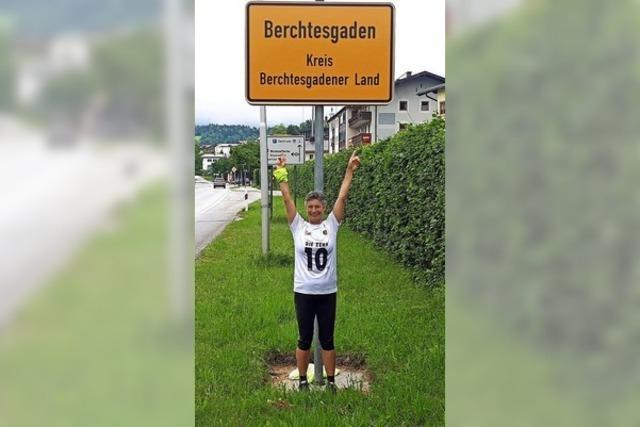 Seelbacher Sonnwendlauf: 477 Starter laufen in 13 Ländern