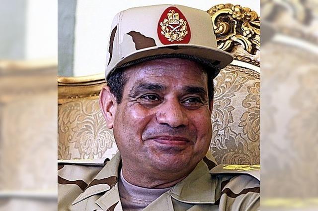 Al-Sisi spricht von Militäreinsatz in Libyen