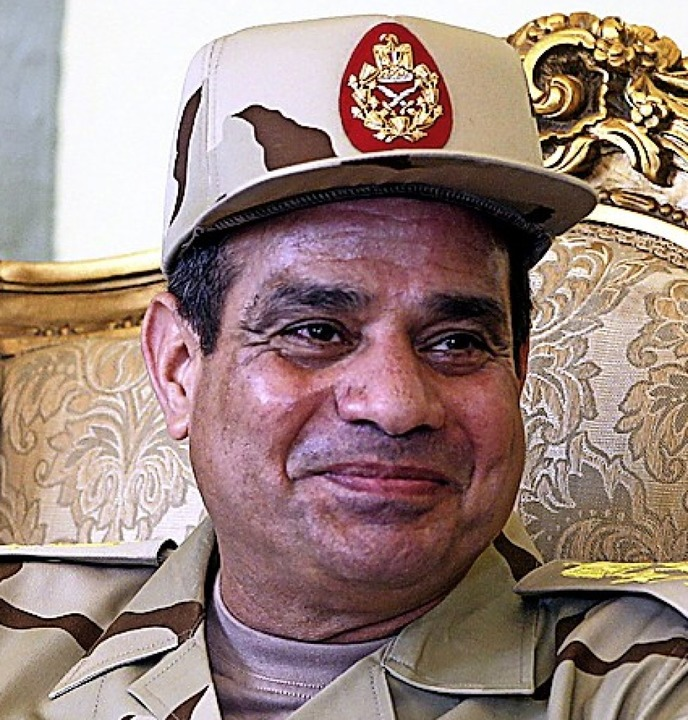 Abdel-Fattah al-Sisi  | Foto: Khaled Elfiqi