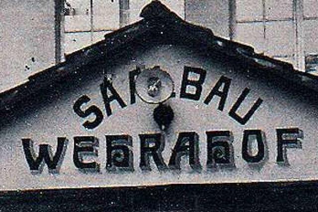 Großfeuer im Wehrahof vor 100 Jahren: Nach dem Brand kam der Verdacht