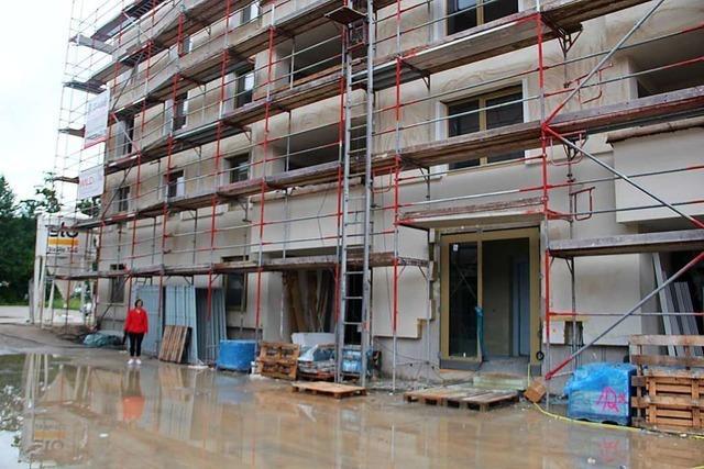 In Schopfheim entsteht eine Senioren-WG mit zehn Plätzen