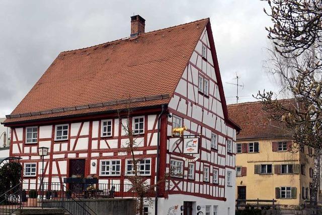 Land fördert Dorfgasthäuser mit 15,8 Millionen Euro