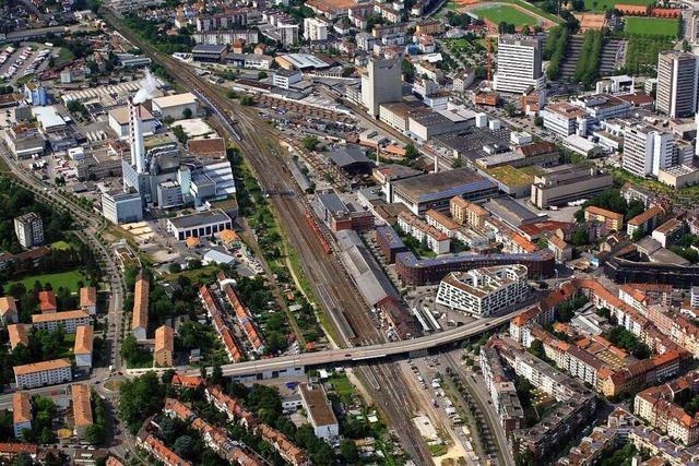 Im Nordwesten Basels entsteht Wohnraum für bis zu 2000 Menschen