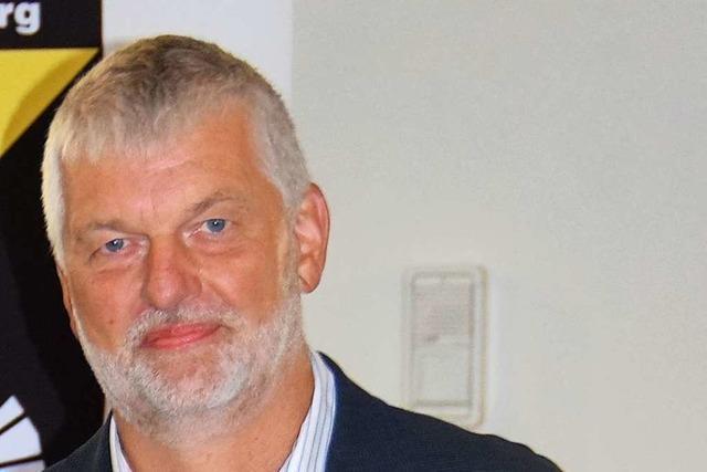 Wolfgang Jaeger wird Kripochef des Polizeipräsidiums Offenburg