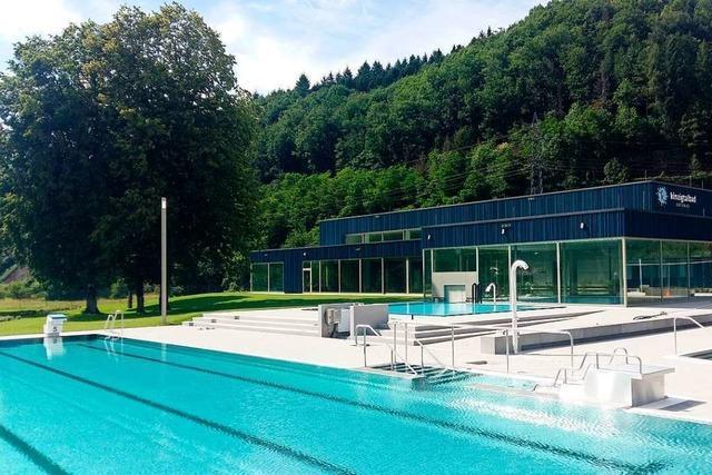 Das Kinzigtalbad Ortenau in Hausach wird am 6. Juli eröffnet