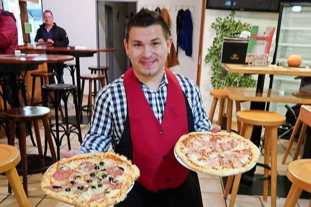 In Ihringen haben eine Pizzeria und ein griechisches Restaurant eröffnet